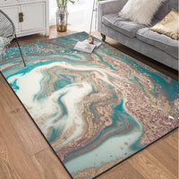 Modern Abstract Art Creative Carpets - Richard Castaneda