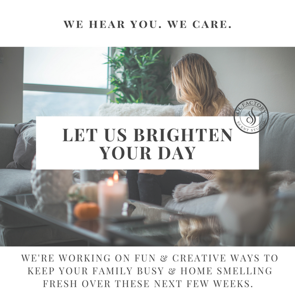 Coming Soon: At-home Candle Kits