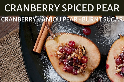 Cranberry Spice Candle