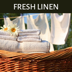 Fresh Linen Scented Products