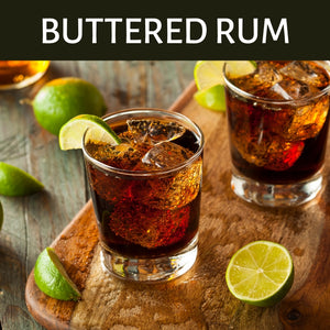 Buttered Rum Scented Products