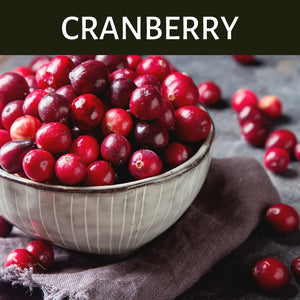 Cranberry Scented Products