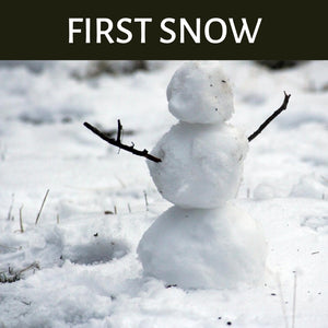 First Snow Scented Products