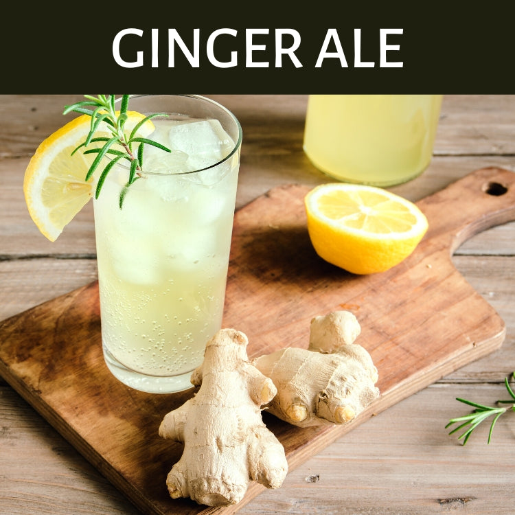 Ginger Ale Scented Products
