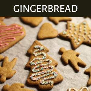 Gingerbread Scented Products