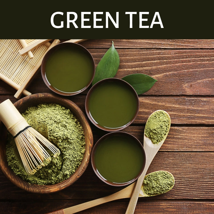 Green Tea Scented Products