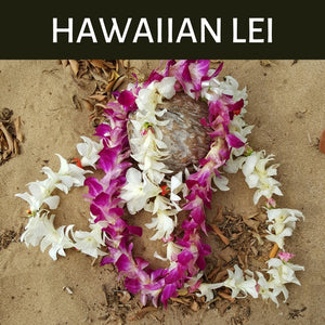 Hawaiian Lei Scented Products