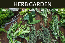 Load image into Gallery viewer, Herb Garden Scented Products