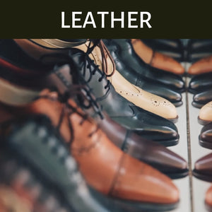 Leather Scented Products