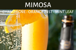 Mimosa Scented Products