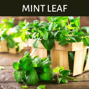 Mint Leaf Scented Products
