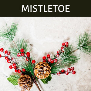 Mistletoe Scented Products