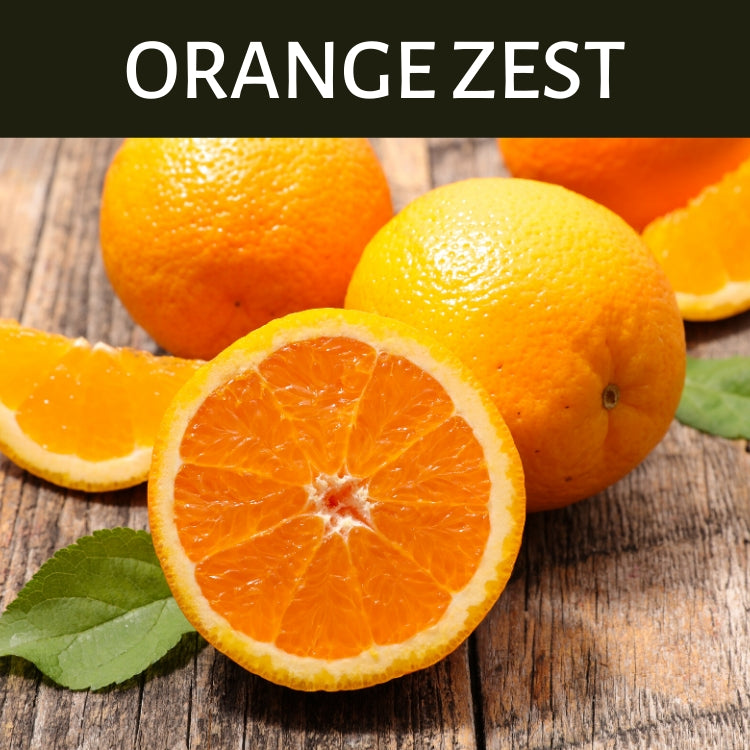 Orange Zest Scented Products