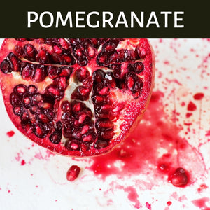 Pomegranate Scented Products