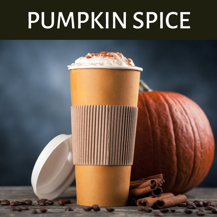 Pumpkin Spice Scented Products