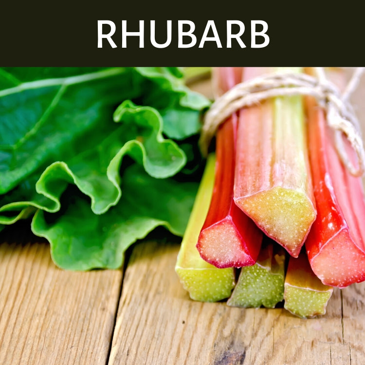 Rhubarb Scented Products