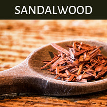 Load image into Gallery viewer, Sandalwood Scented Products