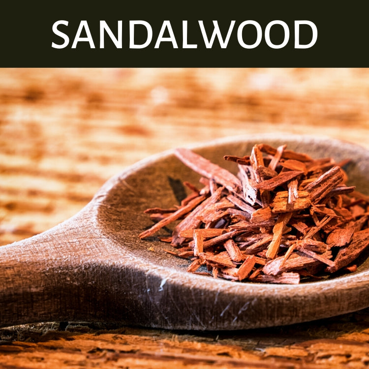 Sandalwood Scented Products