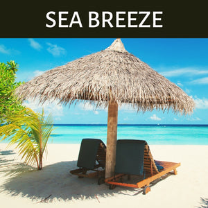 Sea Breeze Scented Products