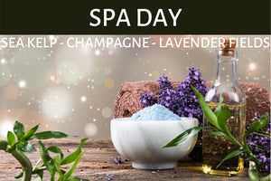 Spa Day Scented Products