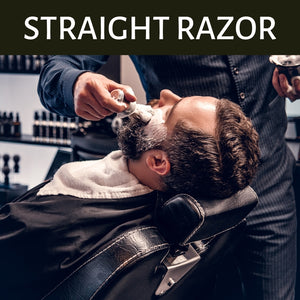 Straight Razor Scented Products