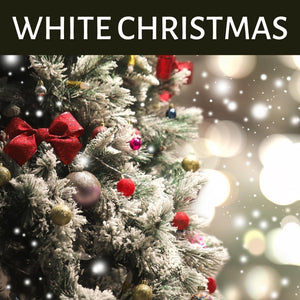 White Christmas Scented Products