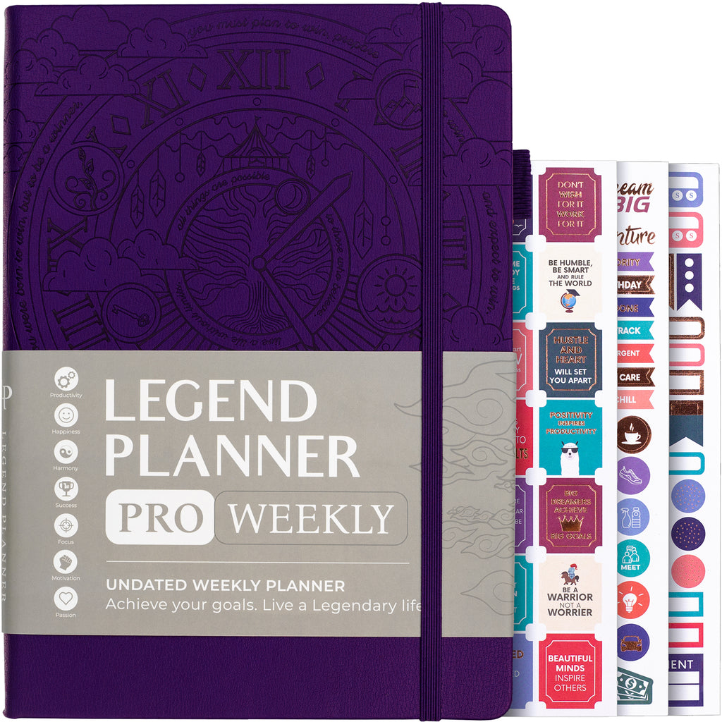 Weekly Pro Planner
