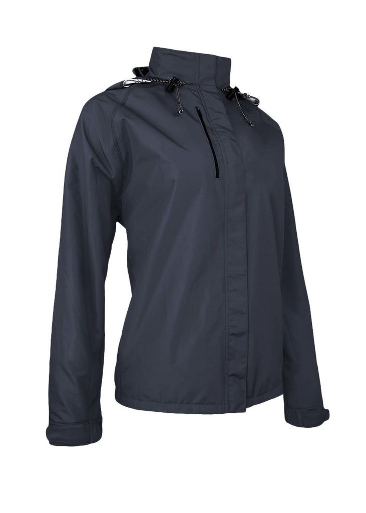 Women's Waterproof Seam-Sealed Jacket - Fleece