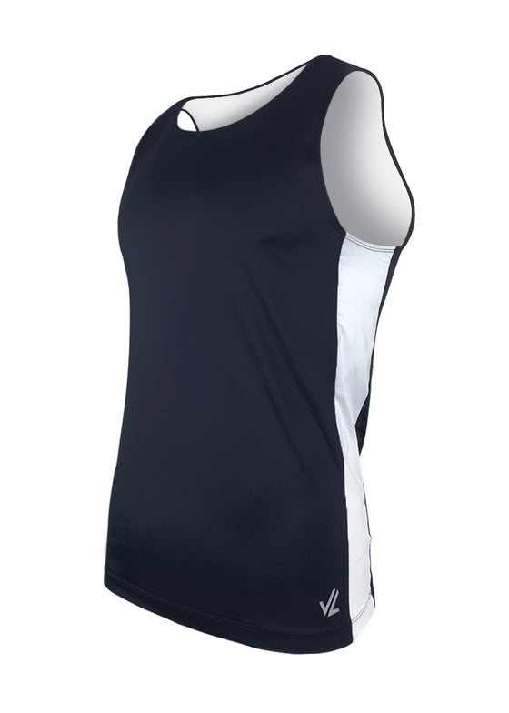 Men's Compression Tank - Vertical