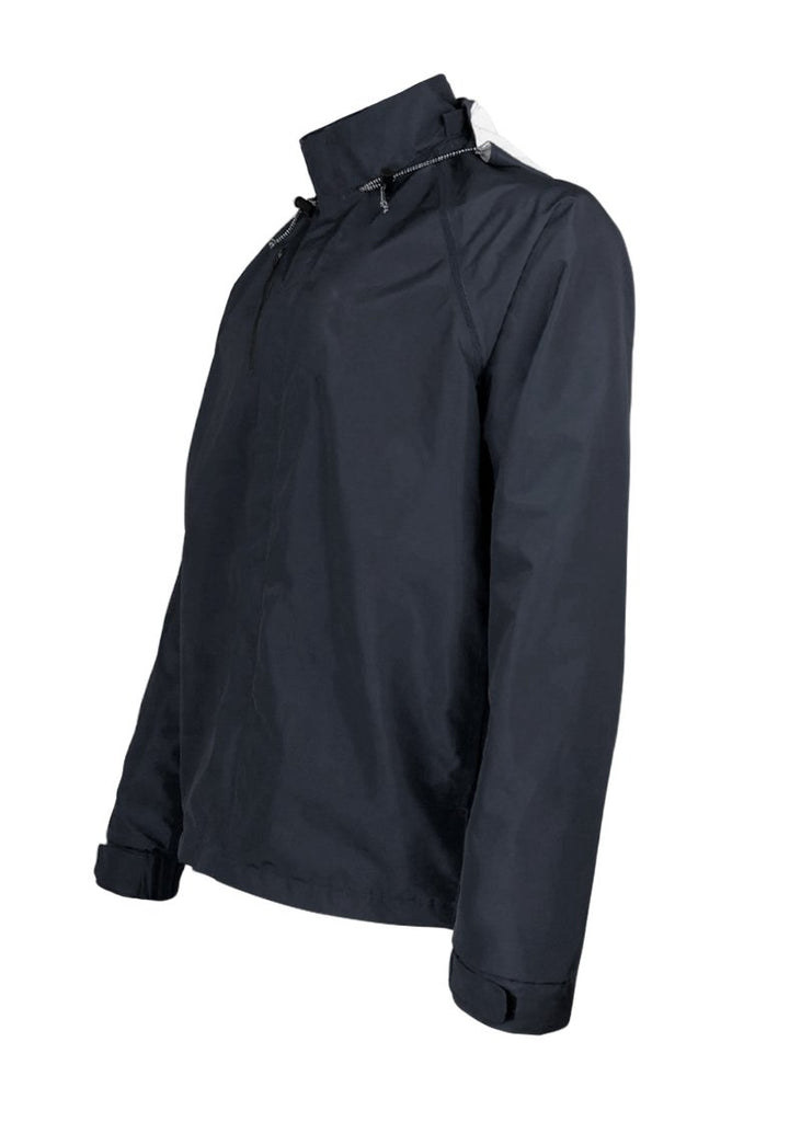 Men's Waterproof Seam-Sealed Travel Jacket - Fleece