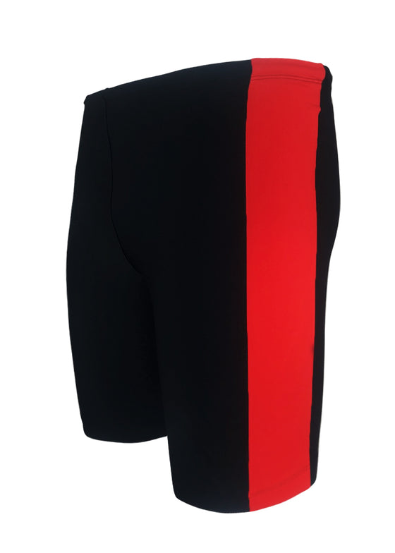 Men's Compression Track Short Vertical