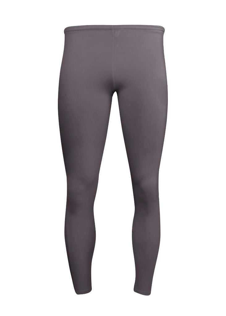 Unisex Track Tight Solid with Zipper