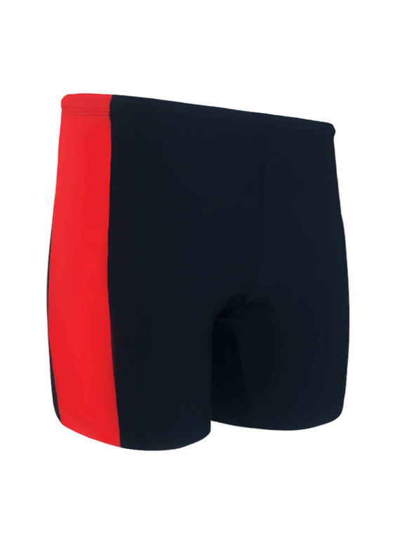 Women's Compression Track Short Vertical