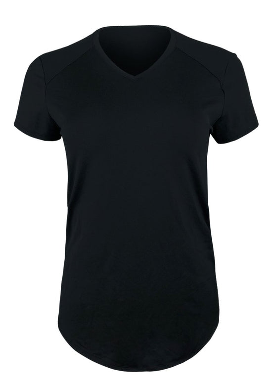 Women's Performance Tee w/mesh inserts