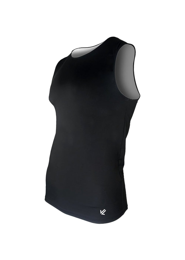 Men's Compression Tank - Solid