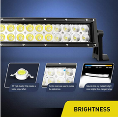 "31"" Single Row LED Light Bars (150 watts)"