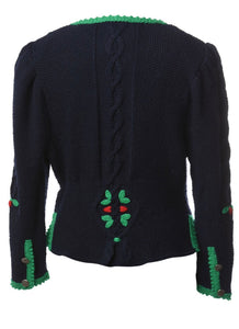 The Garmisch Cardigan