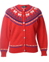 Load image into Gallery viewer, The Yorkie Wool Cardigan