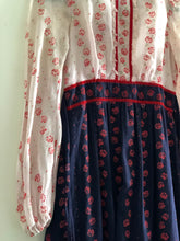 Load image into Gallery viewer, The Ruby Prairie Dress