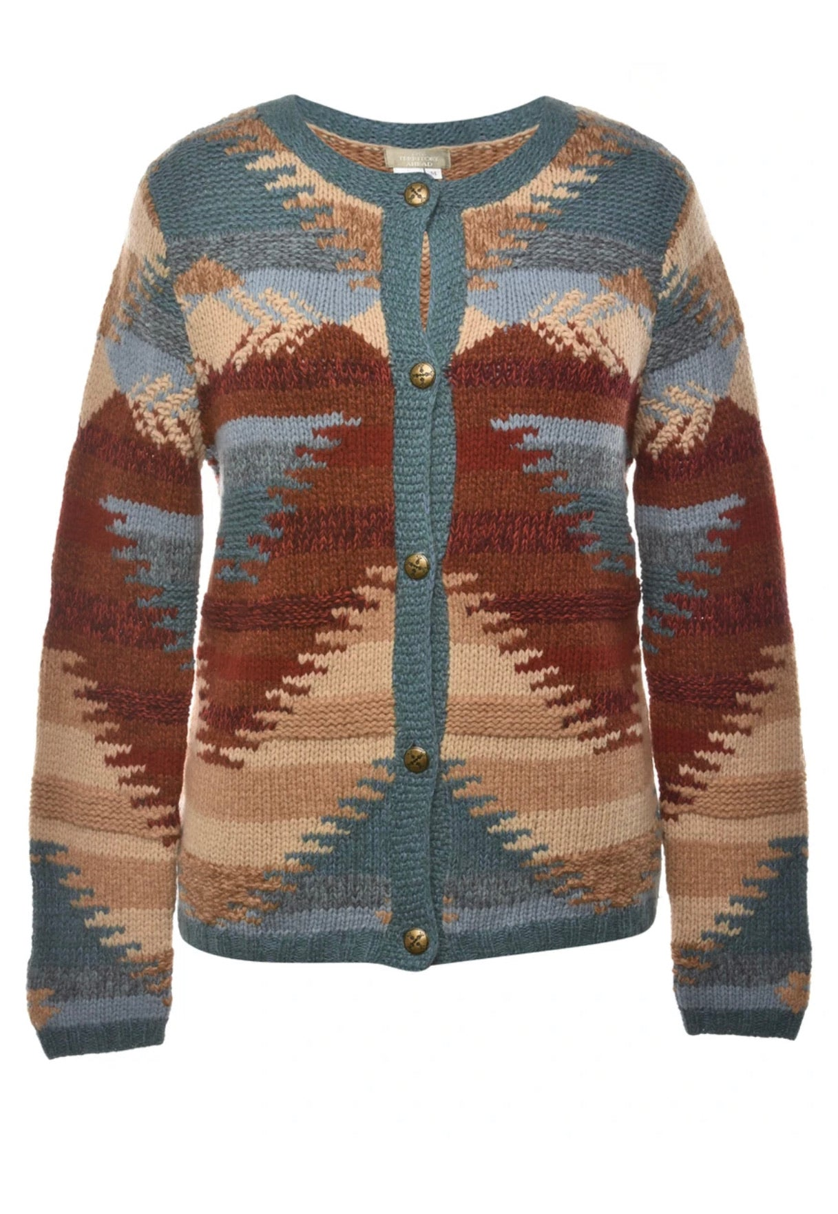 The Lima Chunky Cardigan