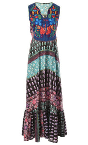 The Willow Maxi Dress