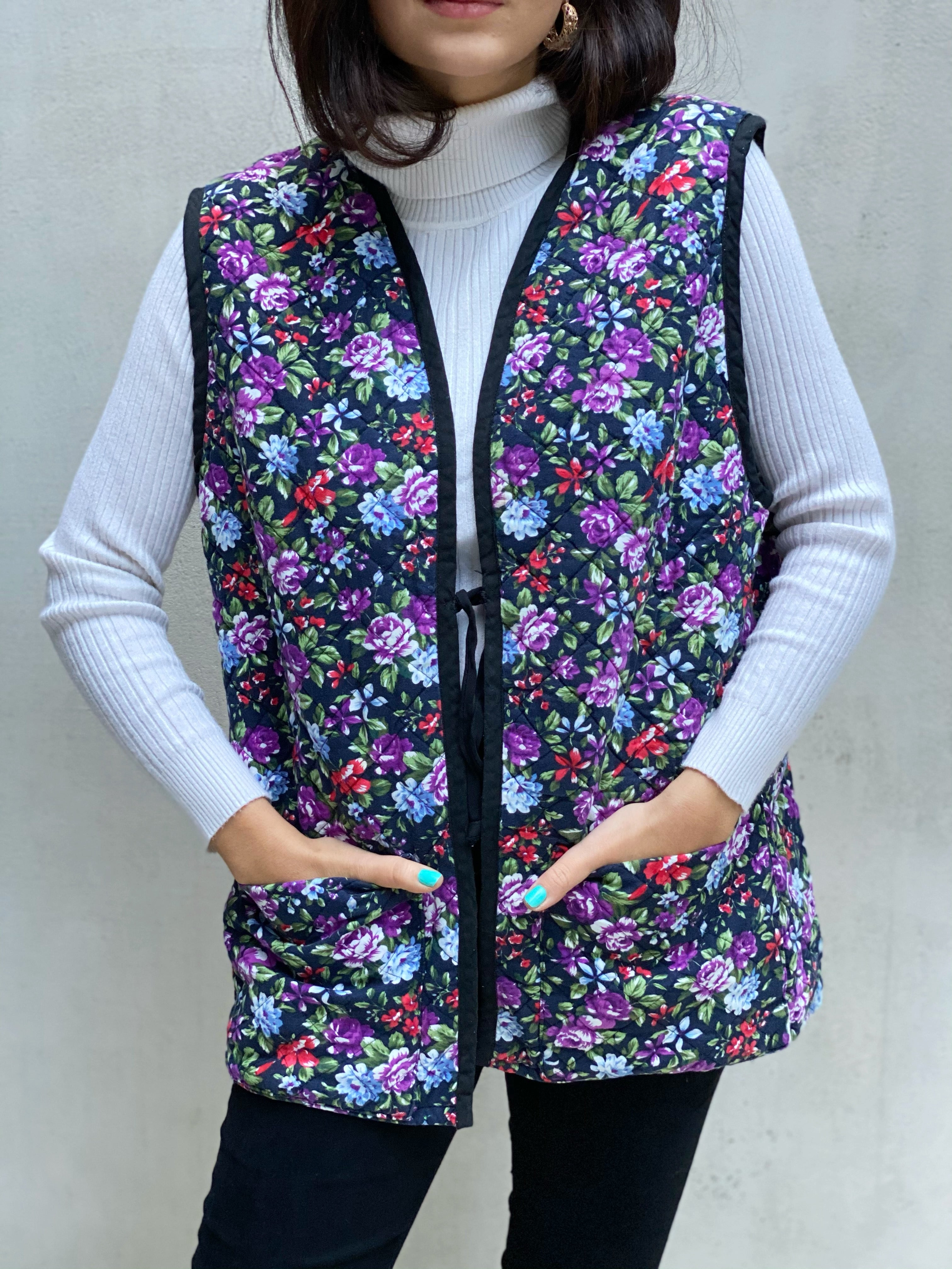 The Oscar Quilted Waistcoat