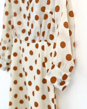 Load image into Gallery viewer, The Julia Polka Dot dress