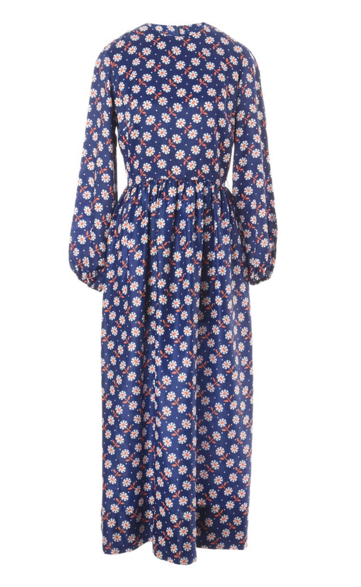 The Victoria Prairie Maxi Dress