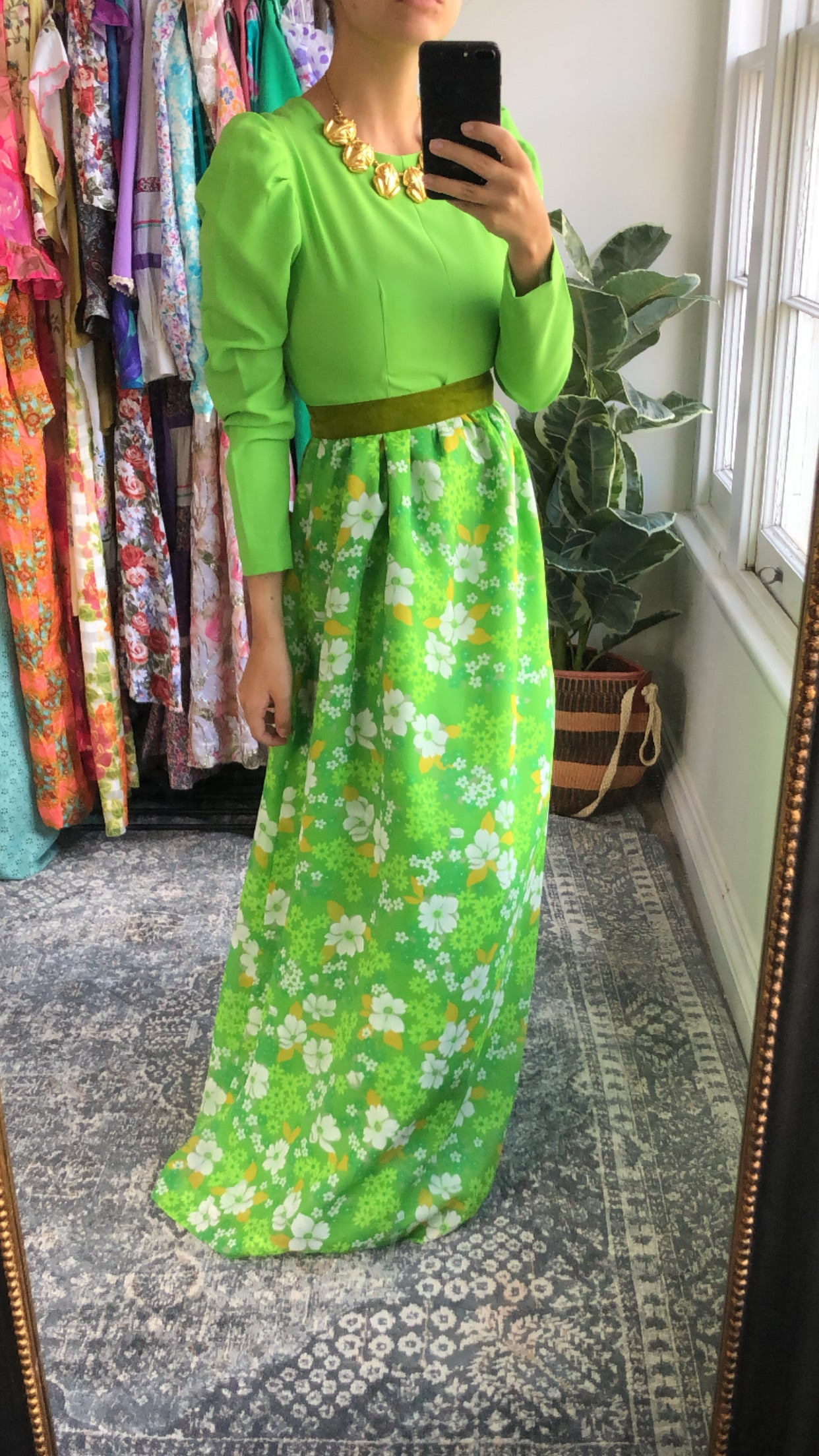 The Pia Psychedelic Maxi