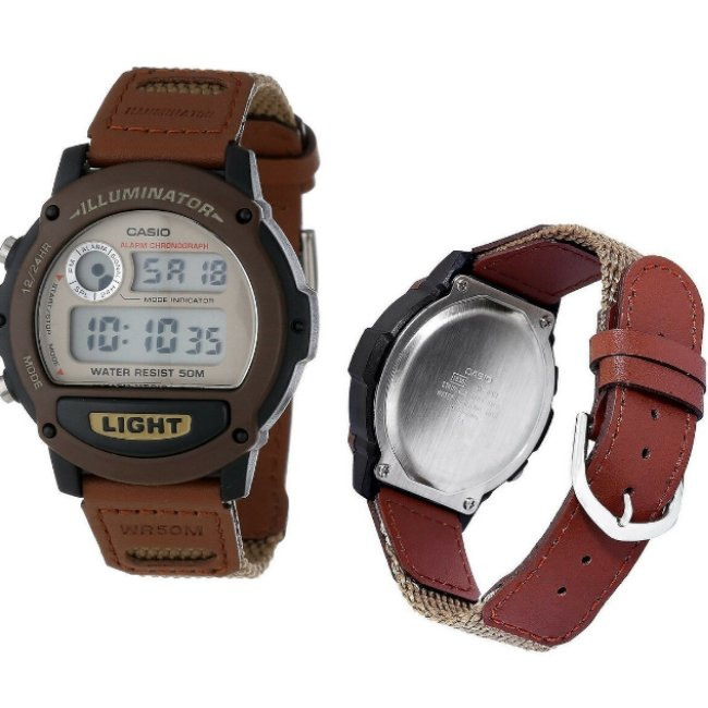 Casio W89HB-5AV Illuminator Sport Watch -