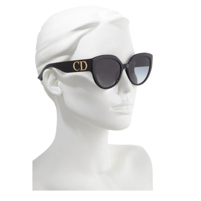 Dior Special Fit Cat Eye Sunglasses 56mm -