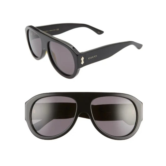 Gucci 58mm Flat Top Sunglasses -