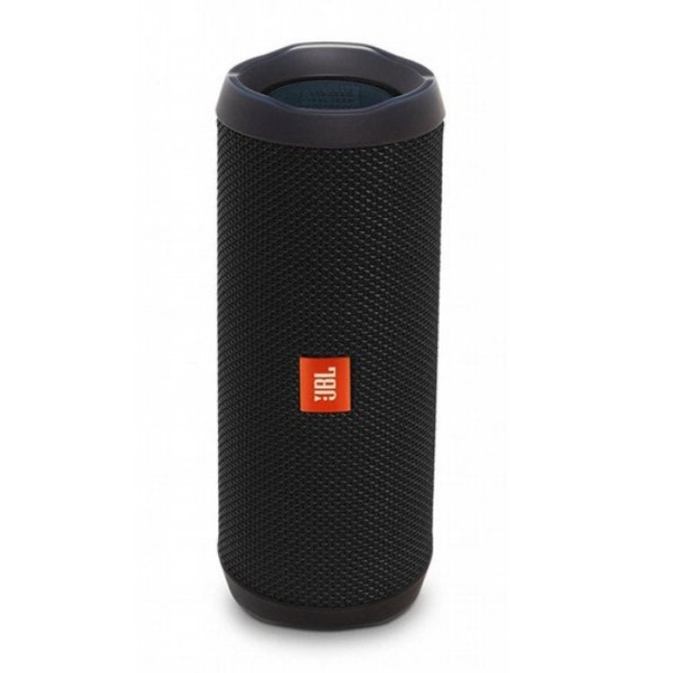JBL Flip 4 Waterproof Portable Bluetooth in Black -