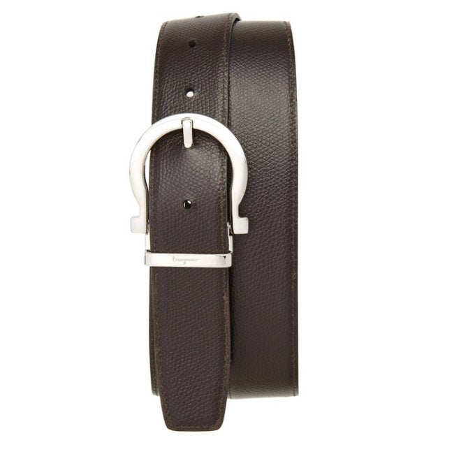 Salvatore Ferragamo Reversible Leather -
